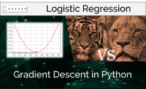 gradient descent in python