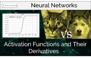activation functions and their derivatives
