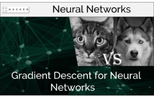 gradient descent for neural networks
