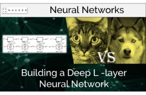building a deep layer neural network