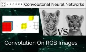 convolution on rgb images