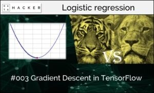 gradient descent in tensorflow