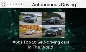 top 10 self-driving cars in the world
