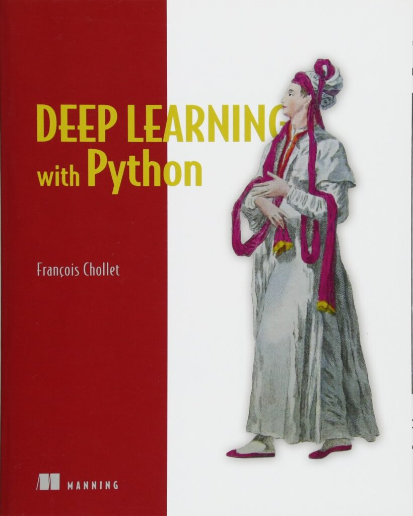 deep learning with python by francois chollet book