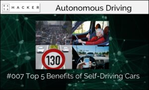 Top 5 Benefits of Self-Driving Cars