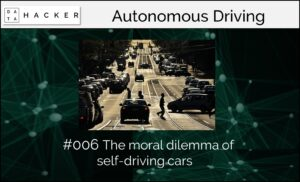 The moral dilemma of self-driving cars