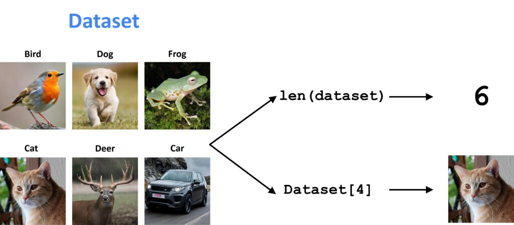 DataLoaders with Pytorch