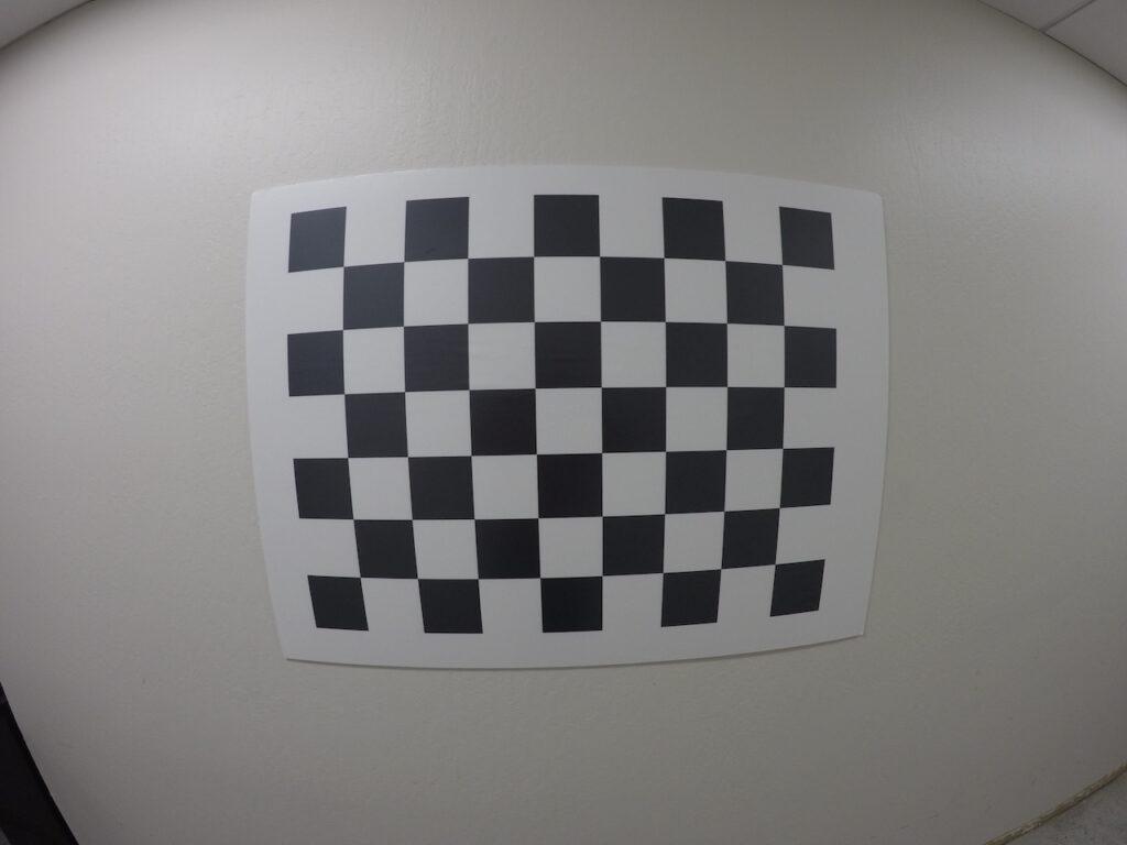 checker-board