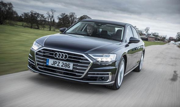 Audi A8 Car