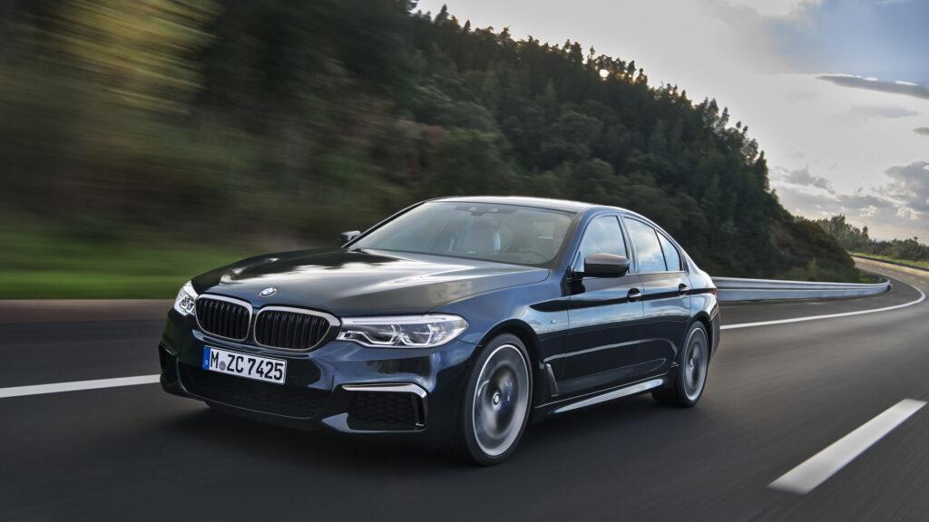 BMW 5 Car