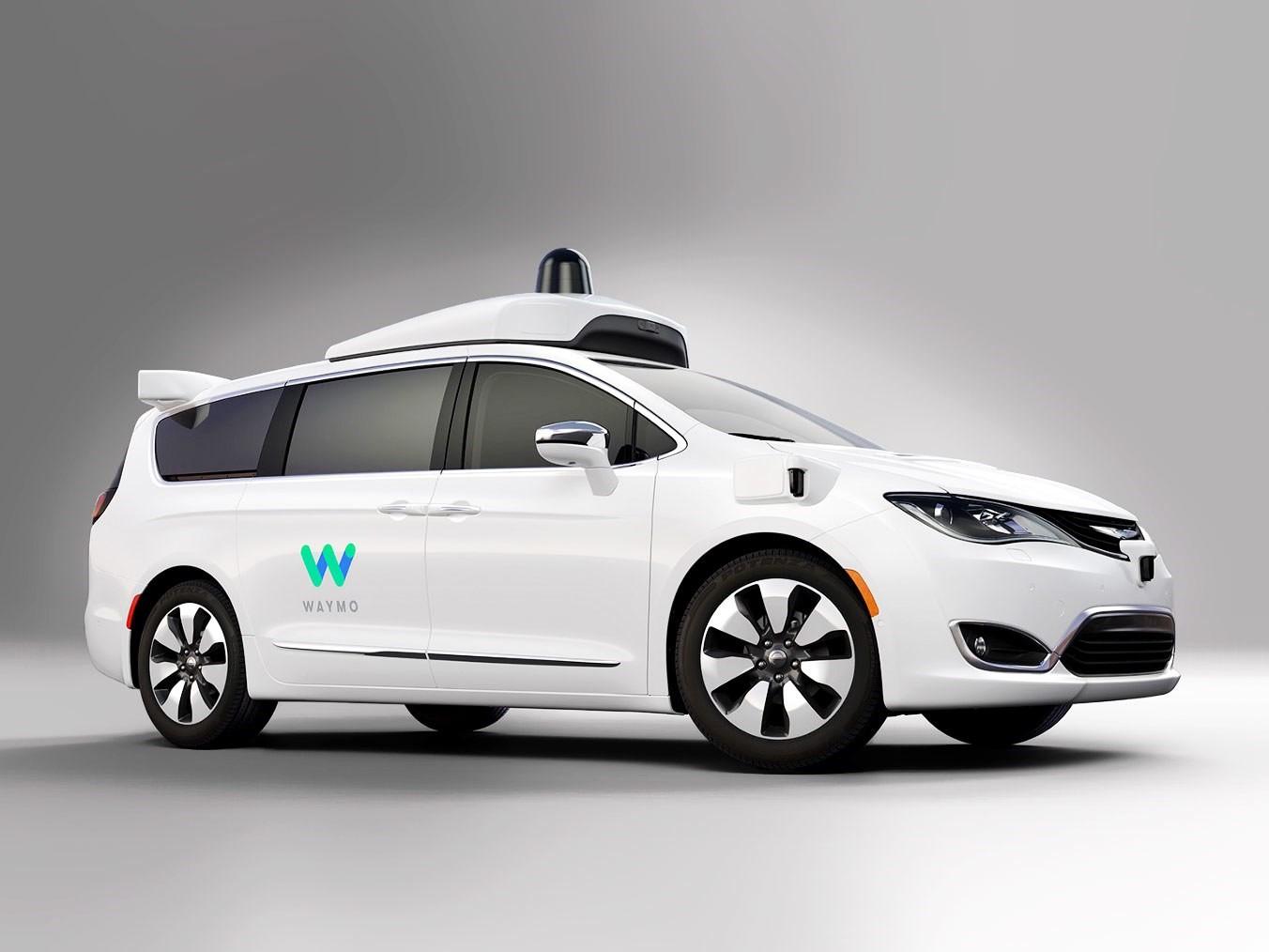 best-autonomous-driving-cars-waymo
