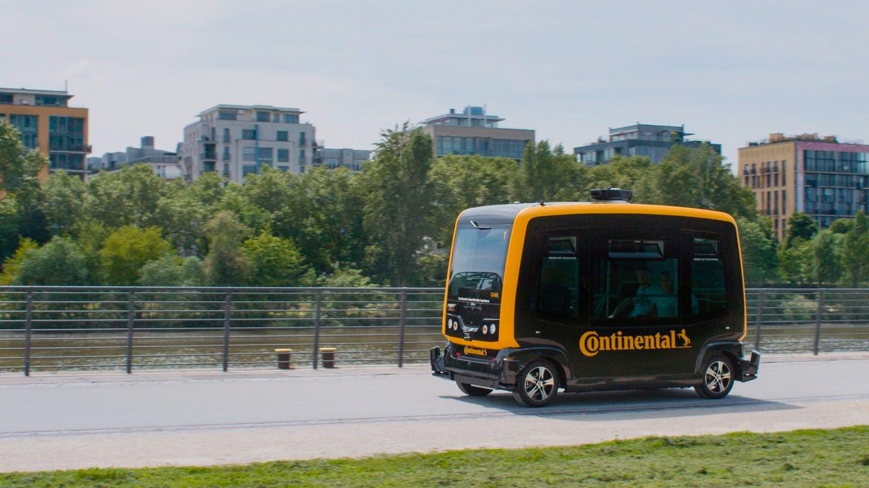 best-autonomous-driving-continental