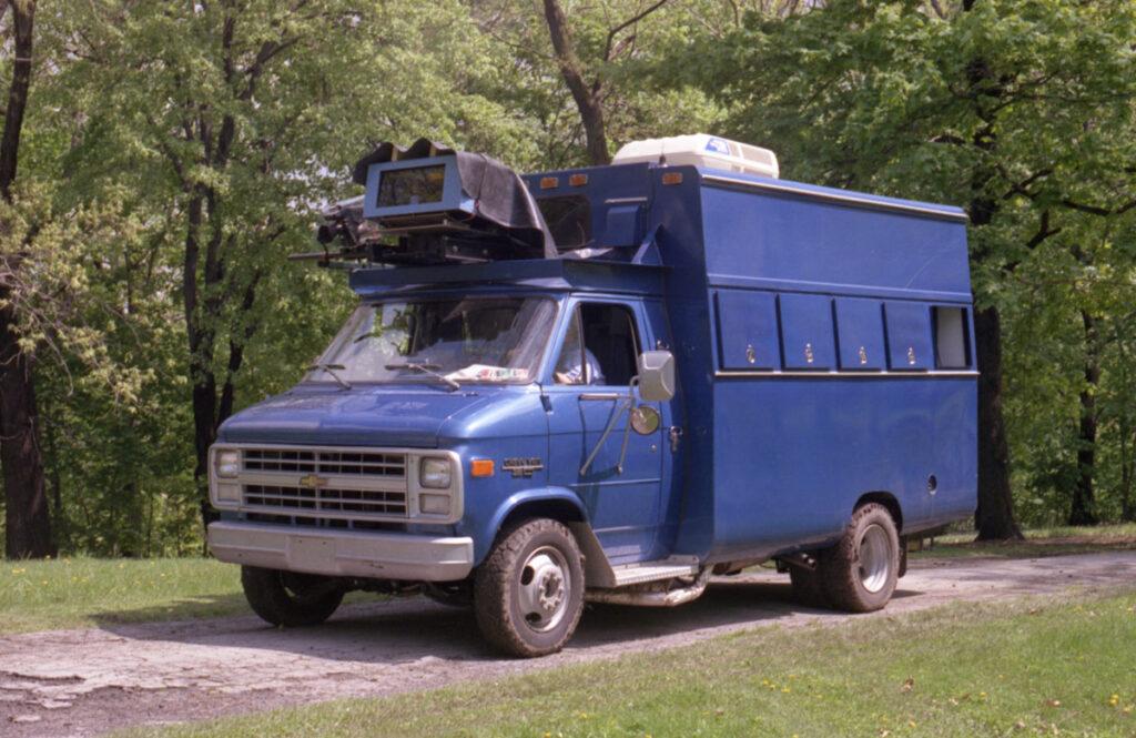 NavLab truck