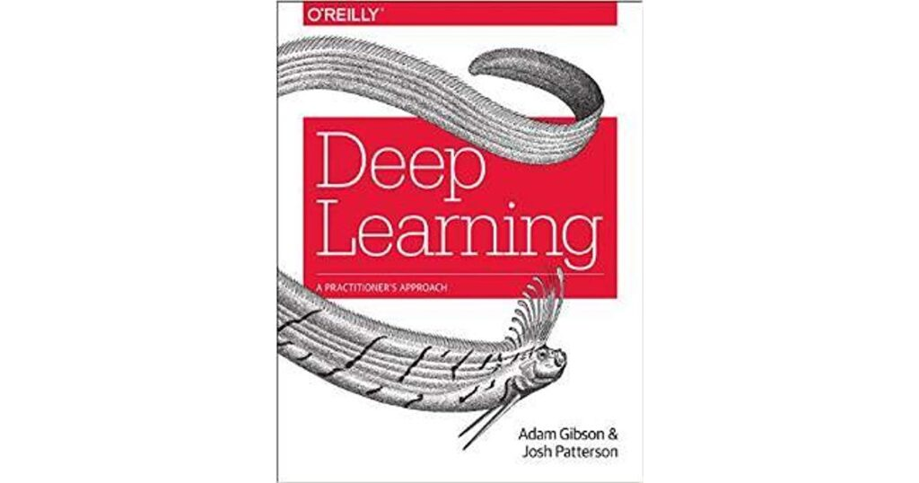 deep learning book by josh patterson and adam gibson