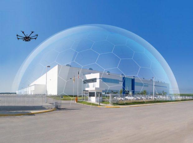 dedrone counter-drone technology platform