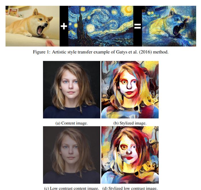 Instance Normalization: The Missing Ingredient for Fast Stylization - image generation