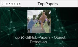 top 10 github papers on object detection