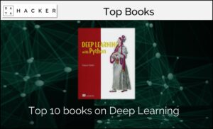 Top 10 books on deep learning
