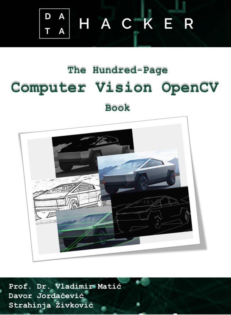 Book OpenCV