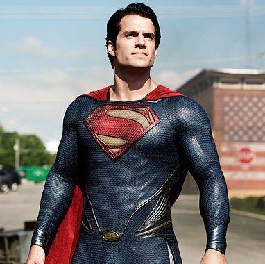 Superman OpenCV