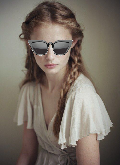 glasses openCV