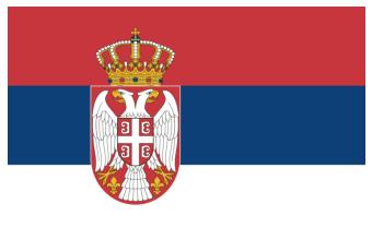 SVD serbian flag